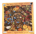 Rare New The Spirit Takes Flight Bev Doolittle Native American Butterfly Puzzle