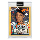 Willie Mays Baseball Cards: Rookie Cards Checklist and Buying Guide 13