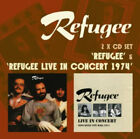 Refugee : Refugee/Live in Concert CD (2010) Incredible Value and Free Shipping!