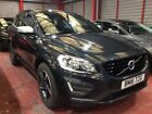 LARGER PHOTOS: 16 VOLVO XC60 2.0 D4 R DESIGN 190 S/S - LEATHER, ALLOYS, SAT NAV,CLIMATE,ALLOYS