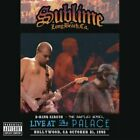 SUBLIME-3 RING CIRCUS - LIVE AT THE PALACE CD NEW