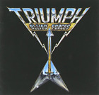 TRIUMPH-ALLIED FORCES(REMASTERED) CD NEW