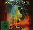 BRAINSTORM-SCARY CREATURES -CD+DVD- CD NEW