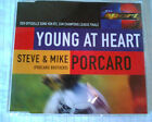 Porcaro Brothers YOUNG AT HEART cd single 1997(Joseph Williams.Mike.Steve) TOTO