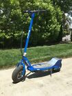 Razor E300 24V Electric Kids Scooter Blue w charger