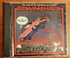 Teenage Memories - A New Way of Driving (CD, Zillion Records, 1993)
