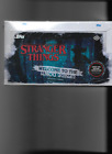 2019 TOPPS STRANGER THINGS WELCOME TO THE UPSIDE DOWN HOBBY BOX SEALED