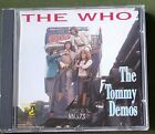 THE WHO: THE TOMMY DEMOS CD Yellow Dog Last list!