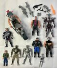Vintage 1993 TERMINATOR ACTION FIGURE LOT HASBRO KENNER WEAPONS Motorcycle