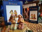 Fontanini Junia and Eve 5 NATIVITY SET CHILDREN PRAYING NEW HEIRLOOM