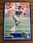 Cris Carter Cards, Rookie Cards and Autographed Memorabilia Guide 5