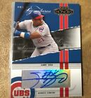 Sammy Sosa 2004 Playoff Honors Prime Signatures Autograph 50 Chicago Cubs Auto