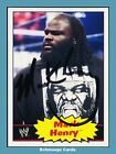 2012 Topps WWE Heritage Wrestling Cards 24