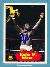 2012 Topps WWE Heritage Wrestling Cards 17