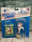 1989 Starting Lineup David Cone Figure Card New York Mets Toy MLB Kenner Yankees