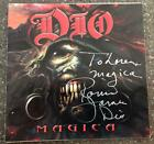 DIO Magica CD Signed By Ronnie James Dio