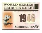 2003 Topps Tribute World Series Edition Baseball Cards 5