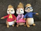 Ty Beanie Baby Alvin And The Chipmunks Lot Of 3 Alvin Simon Theodore
