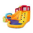 Banzai Kids Inflatable Outdoor Lazy River Water Park Slide and Pool For Parts