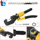 Hydraulic Crimper Crimping Tool w 8 Dies Wire Battery Cable Lug Terminal 10 Ton