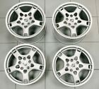 Porsche 911 Pre Owned OEM Wheels Rims set of 4 19Lobster Claw