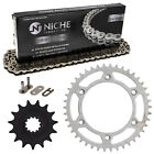 Sprocket Chain Set for Husaberg FS450E 15/42 Tooth 520 Rear Front Combo Kit