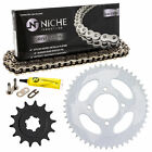 Sprocket Chain Set for Hyosung RX125 XRX125 SM 14/48 Tooth 428 Rear Front Combo