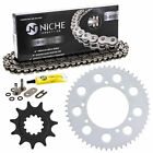 Sprocket Chain Set for Rieju MRX 50 11/52 Tooth 420 O-Ring Front Rear Combo Kit