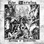 The Warning  - Trilogy of Damantion 8 Ball Cholos Christian Metal Demo Stryper