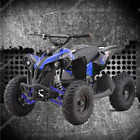 MT ATV 36V Renegade Blue fun with Scooter Moped ATV Dirt Bike Checkout VIDEO