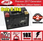 Powersports JMT Lithium battery - TGB X-Motion 125 EFI - 2009- 2010