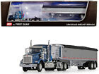 KENWORTH T800 W WILSON PACESETTER TRAILER 1 64 DIECAST BY DCP FIRST GEAR 60 0606