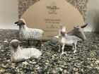 Willow Tree Sheltering Animals For Holy Family 27160 Brand New In Box