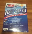 HTH Pool Care Kit Opening Closing Treats up to 20000 Gallons 4lbs New