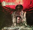 COMECON - MEGATRENDS IN BRUTALITY NEW CD