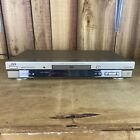 JVC XV-SA75GD DVD Player Tested And Working No Remote W/ Rca Cable