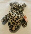 Freckles The Jaguar (style 4066) Original TY 1996 Beanie Baby w/tags