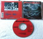 Forced Entry - Uncertain Future CD OOP 1989 COMBAT bitter end panic metal church