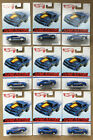Lot Of 9 NEW 2020 Hot Wheels 13 COPO CAMARO Flying Customs Target Exclusive
