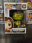 Funko Pop! Justice League Gold Wonder Woman #206 Hot Topic Exclusive 180 Pieces
