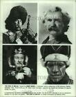 1986 Press Photo Images from Series Called The Story of English hcx45341