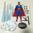 HOTTOYS HOT TOYS  MMS 152 SUPERMAN 1978 CLASSIC Christopher Reeves USED