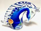 Murano Glass Horse Head Made in Italy