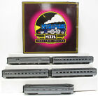 MTH 20 6554 New York Central 5 Car Painted Passenger Set EX Box
