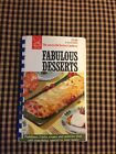 The Successful Hostess Guide to Fabulous Desserts by Lillian C Ziegfeld 1968