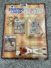 NEW~Starting Lineup 1989 Series~JOHNNY BENCH & PETE ROSE-BASEBALL GREATS