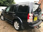 LARGER PHOTOS: 2008 LAND ROVER DISCOVERY 3 2.7 TDV6 HSE - PANROOF, LEATHER, ALLOYS, P/SENSRS
