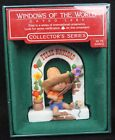 1985 Hallmark Feliz Navidad 1st Windows of the World Keepsake Ornament Mexico