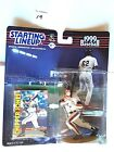 1999 Starting Lineup Sports Superstar Collectibles of Chipper Jones, Braves.