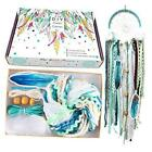 DIY Dream Catcher Kit Blue Arts and Crafts Kits Make Your Own Dreamcatcher birth